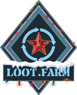 LOOT.Farm logo